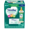 Similac for Supplementation Non-GMO Infant Formula with Iron - 8 fl oz Total - image 4 of 4
