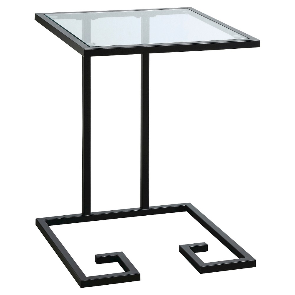 Image of Willa Accent Table Black - Carolina Forge