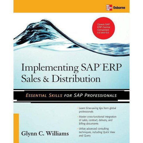 Implementing SAP ERP Sales & Distribution - by  Glynn C Williams (Paperback) - image 1 of 1