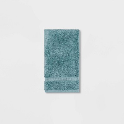 Soft Solid Hand Towel Dusty Jade - Opalhouse™