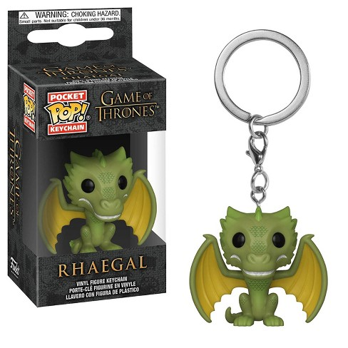 Funko Pop! Keychains: Game of Thrones - Rhaegal - image 1 of 1