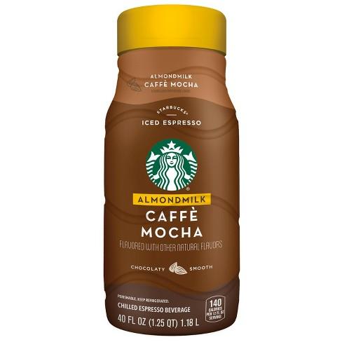 Starbucks Almondmilk Caffe Mocha 40 Fl Oz