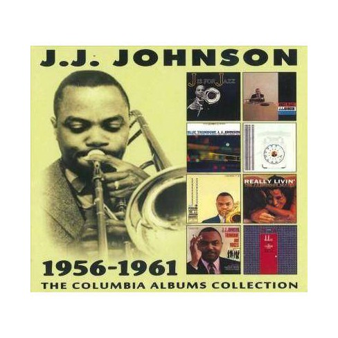 J.J. Johnson - Columbia Albums Collection: 1956-1961 (CD) - image 1 of 1