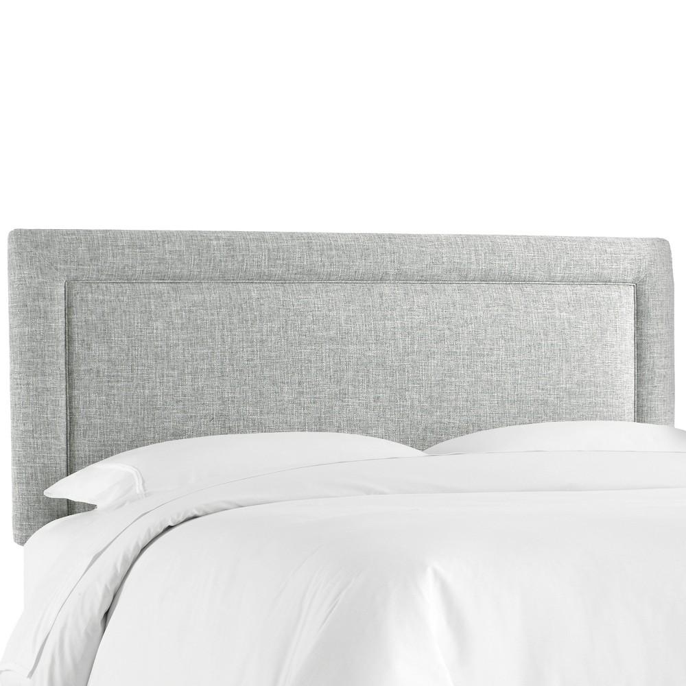 Border Headboard - Pumice - King - Skyline Furniture Cheap
