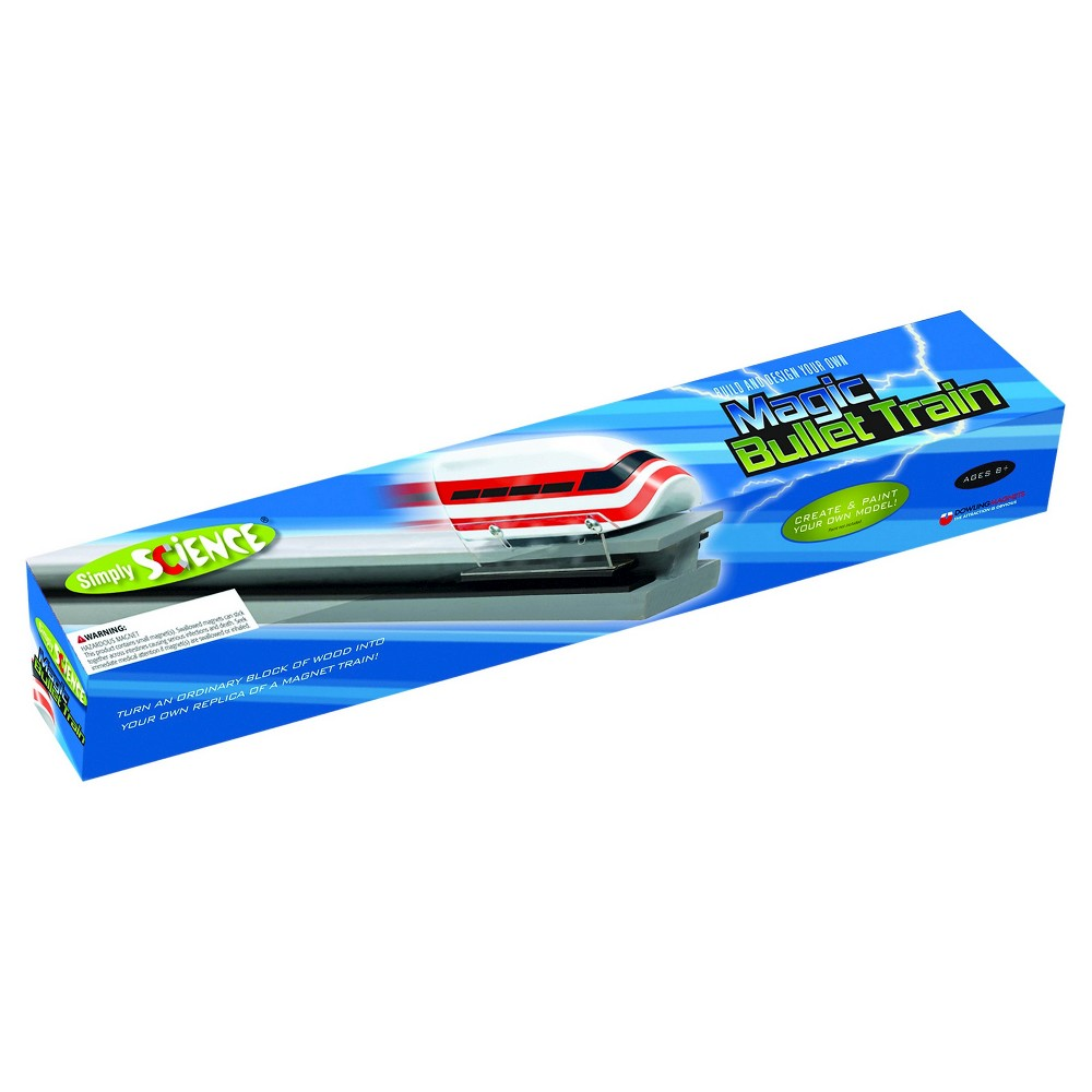 Dowling Magnets Simply Science Magic Bullet Train