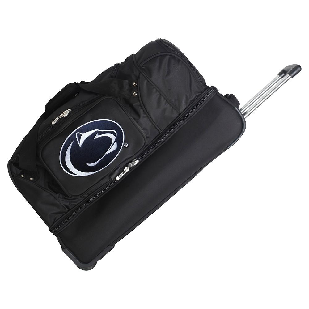 NCAA Penn State Nittany Lions 27'' Rolling Drop Bottom Duffel Bag