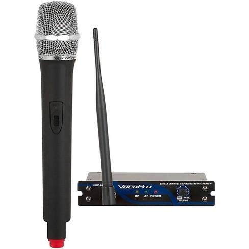 VocoPro UHF-18 Single Channel UHF Wireless Mic System - image 1 of 5
