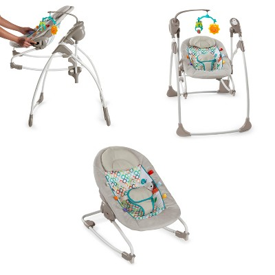 Bright Starts Rock and Swing 2-in-1™ - Jungle Stream™