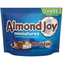 Almond Joy Miniature Chocolates - 10.2oz
