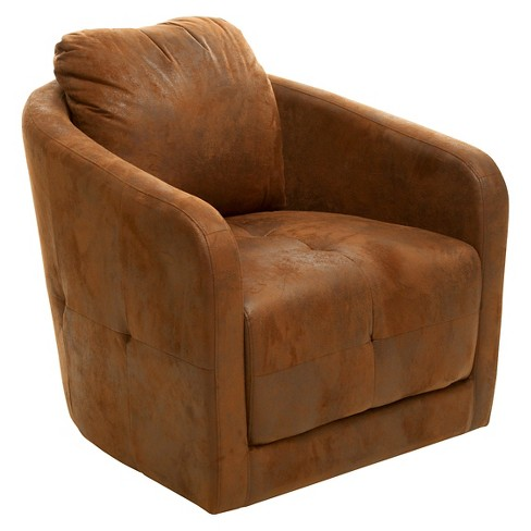 Concordia Swivel Chair - Christopher Knight Home - image 1 of 4
