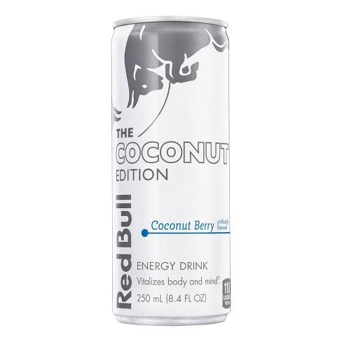 Red Bull Coconut Berry Energy Drink - 8.4 fl oz Can - image 1 of 1