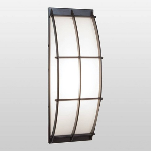 Tyro Wet Location Outdoor Wall Fixture Opal Glass Shade - Access Lighting - image 1 of 1