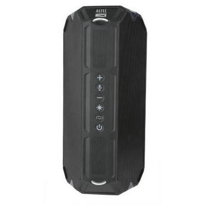Altec Lansing HydraShock Bluetooth Speaker - Black