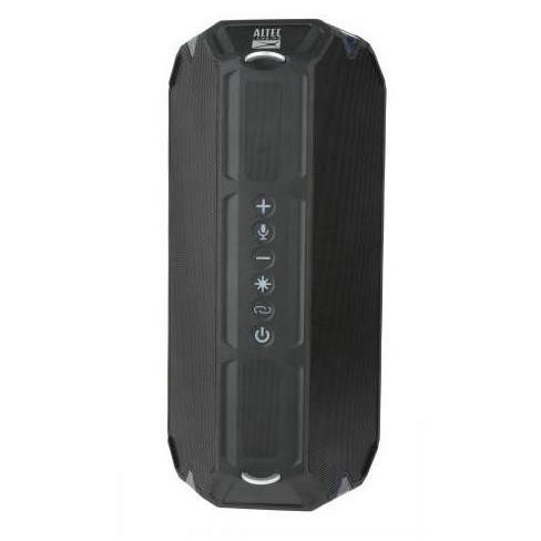 Altec Lansing HydraShock Bluetooth Speaker - Black - image 1 of 4
