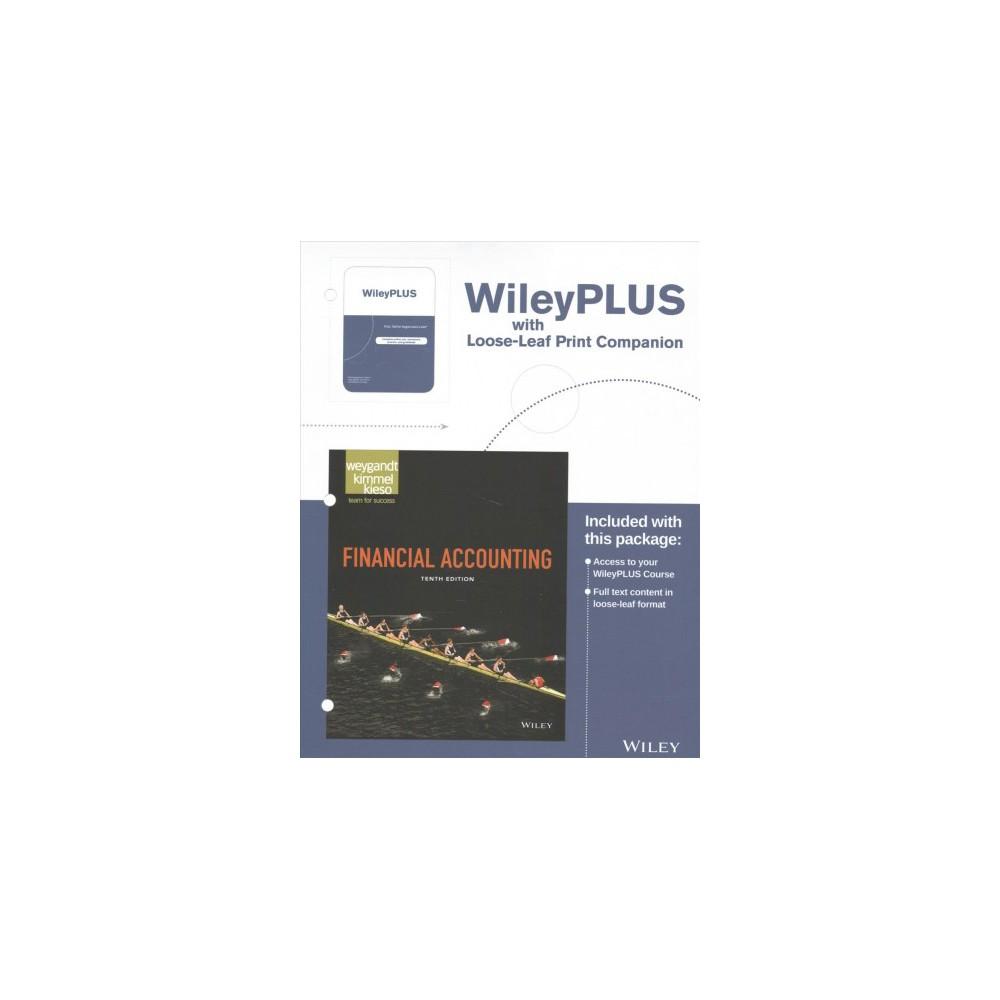 Financial Accounting (Paperback) (Jerry J. Weygandt & Ph.D. Paul D. Kimmel & Ph.D. Donald E. Kieso)