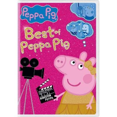 Peppa Pig: The Best of Peppa Pig (DVD)(2021)