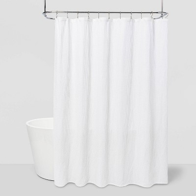 Waffle Shower Curtain - Threshold™