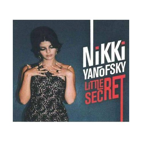 Nikki Yanofsky - Little Secret (CD) - image 1 of 2