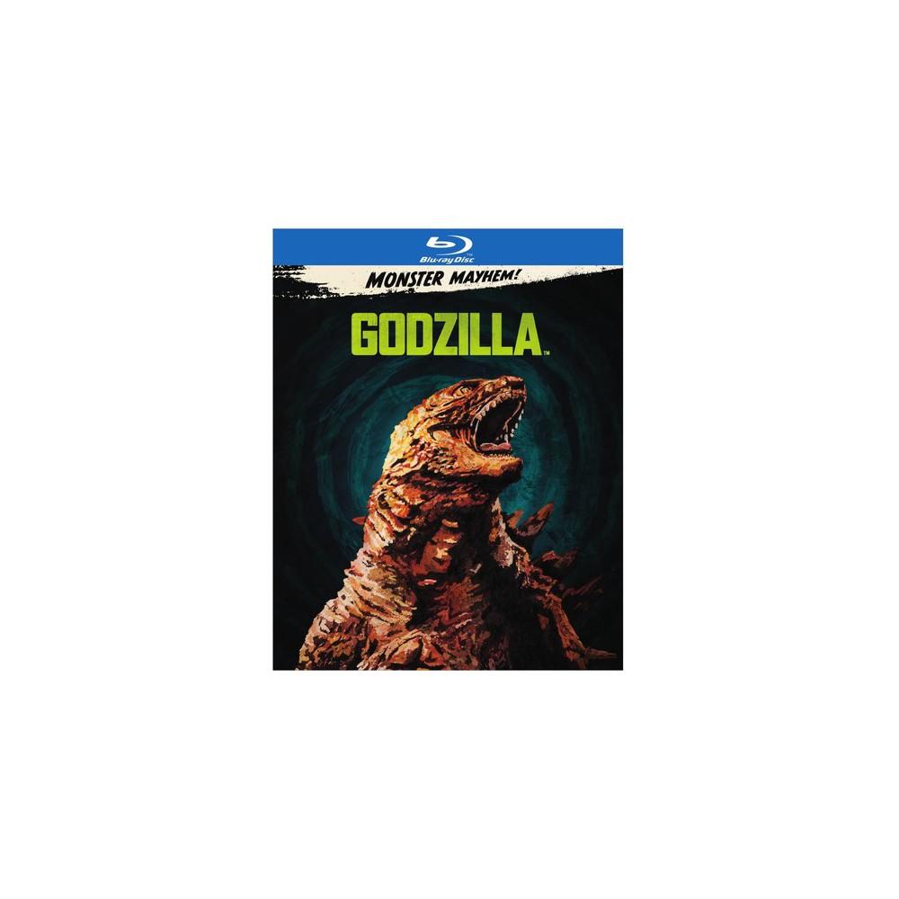 Godzilla (Blu-ray), Movies