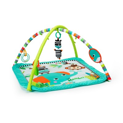Bright Starts Zig-Zag Safari Activity Gym