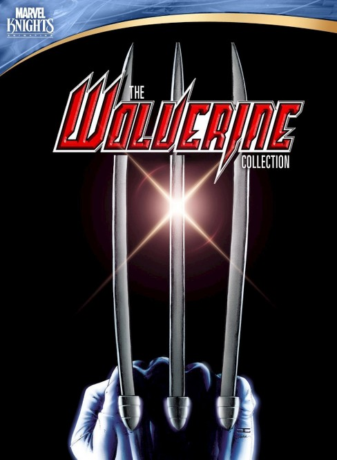 Marvel Knights: The Wolverine Collection [5 Discs] - image 1 of 1