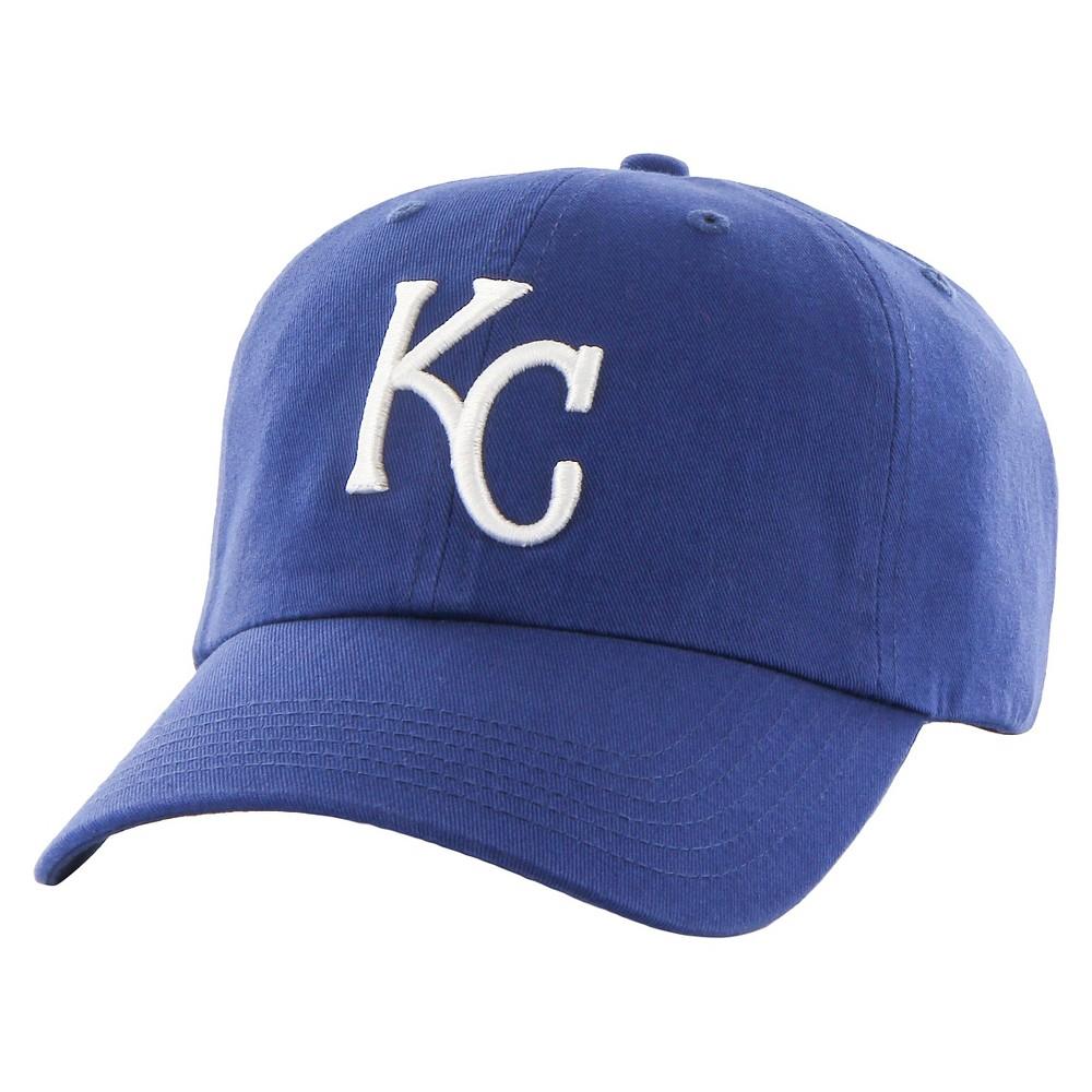 Image of MLB Clean Up Cap, Kansas City Royals, Men's