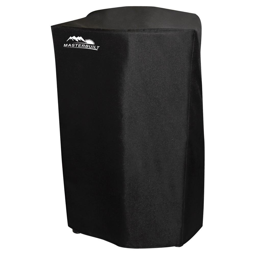 30 Digital Electric Smoker Cover - Black - Masterbuilt