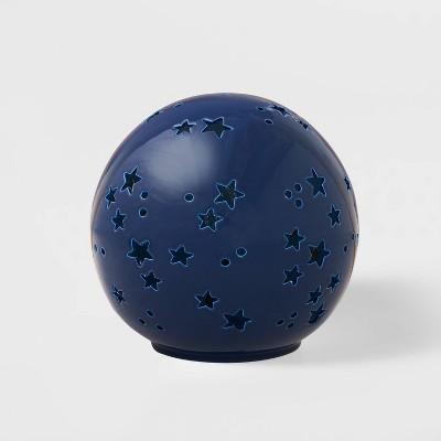 Starry Globe Nightlight Blue - Pillowfort™