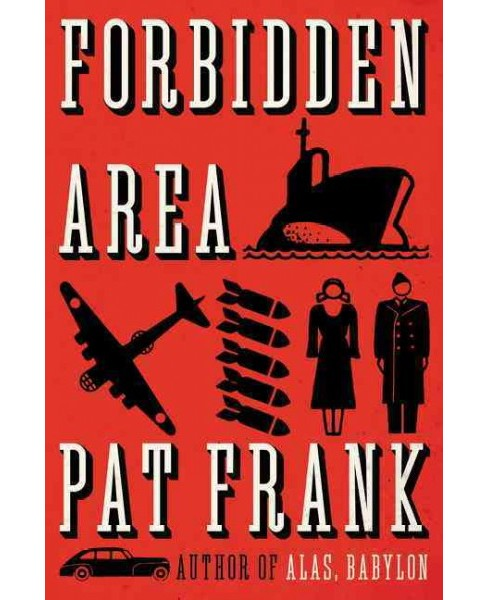 Forbidden Area (Paperback) (Pat Frank) - image 1 of 1