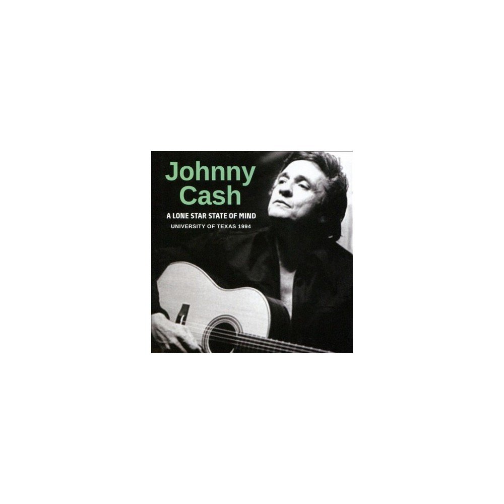 Johnny Cash - Lone Star State Of Mind (CD)