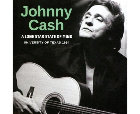 Johnny Cash - Lone Star State Of Mind (CD) - image 1 of 1