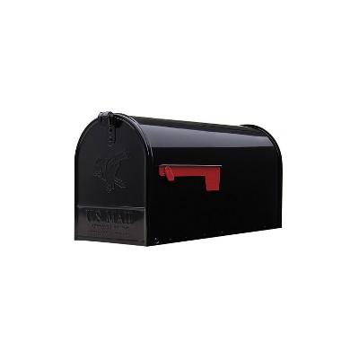 Elite Large Post Mount Mailbox - Gibraltar