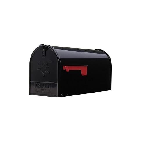Elite Large Post Mount Mailbox - Gibraltar - image 1 of 3