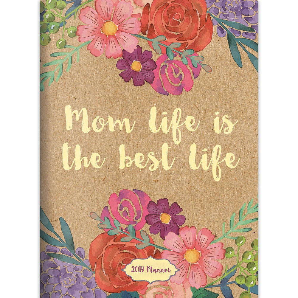 2019 Planner Mom Life - TF Publishing, 2019 Tf Publishing Mom Life Monthly Planner