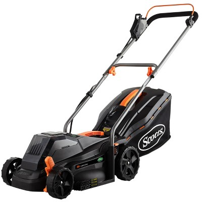 "Scotts 14"" 20V Cordless Electric Mower"