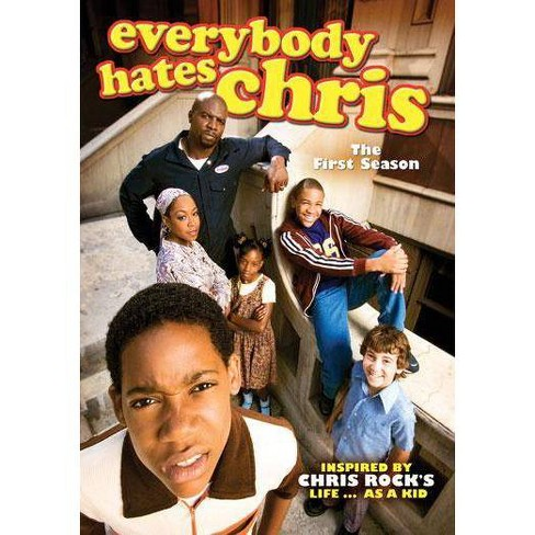 Everybody Hates Chris: The First Season (DVD) - image 1 of 1