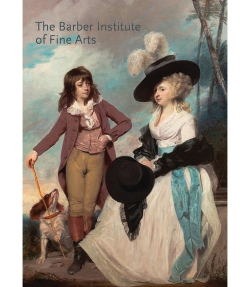 Barber Institute of Fine Arts (Revised) (Paperback) (Richard Verdi) - image 1 of 1