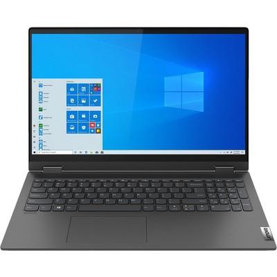 """Lenovo IdeaPad Flex 5 15.6"""" 2-in-1 Touchscreen Laptop Intel Core i3 8GB RAM 256GB SSD Graphite Grey - 10th Gen i3-1005G1 Dual-core"""