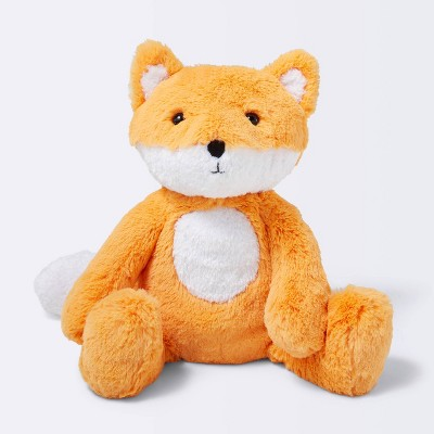Plush Fox Stuffed Animal - Cloud Island™ Orange
