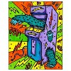 Crayola Art with Edge Coloring Book - Get Surreal - image 3 of 4