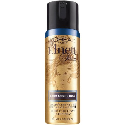 L'Oreal Paris Elnett Satin Trial Size Extra Strong Hold Hairspray - 2.2oz - image 1 of 3