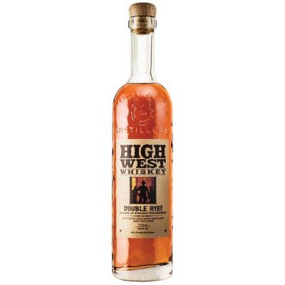 High West Double Rye Whiskey - 750ml Bottle