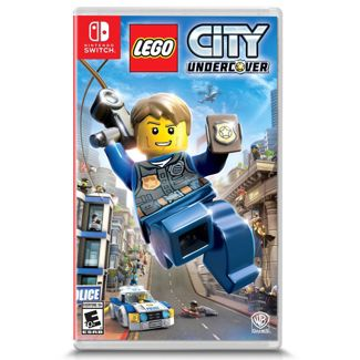 LEGO City: Undercover Nintendo Switch