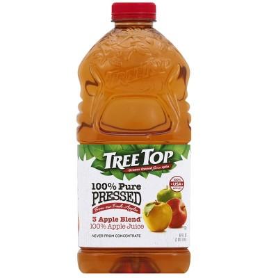 Tree Top 100% Three Apple Blend - 64 fl oz Bottle