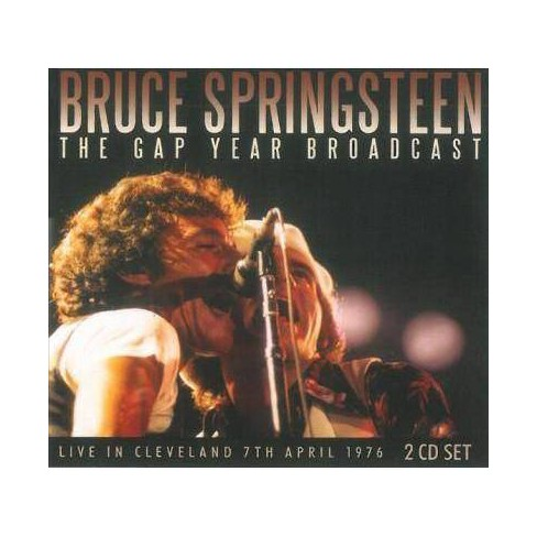 Bruce Springsteen - Gap Year Broadcast (CD) - image 1 of 1