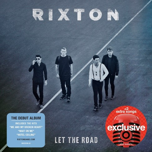 Rixton - Let The Road (Deluxe Edition) - Target Exclusive - image 1 of 1