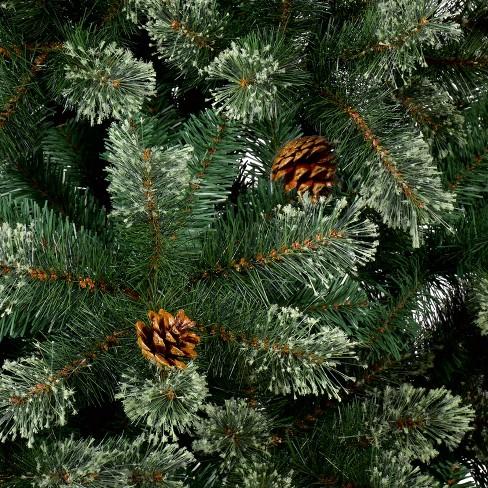 55ft unlit artificial christmas tree virginia index pine wondershop target