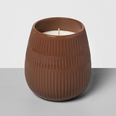 Copper Ceramic Candle Cardamom & Vetiver - Hearth & Hand™ with Magnolia