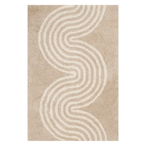 Erika Wave Tufted Accent Rug - Safavieh - image 1 of 1