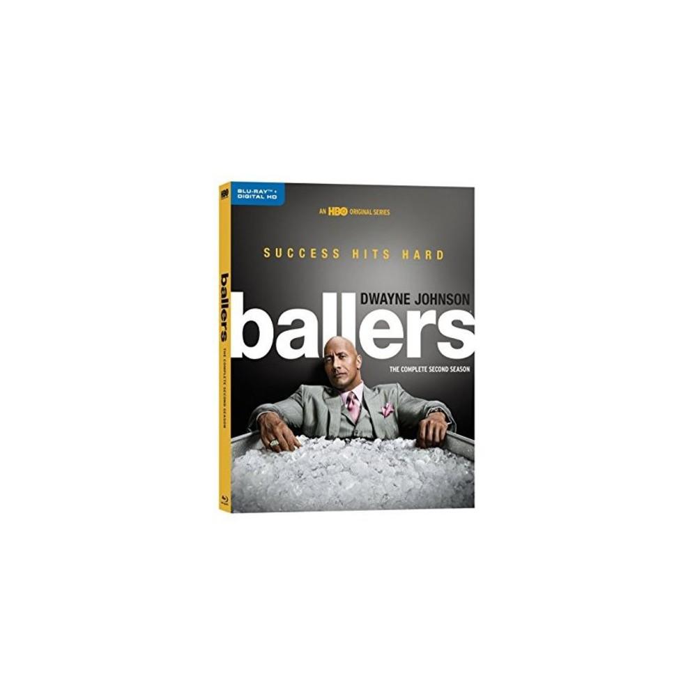 Ballers:Complete Second Season (Blu-ray)